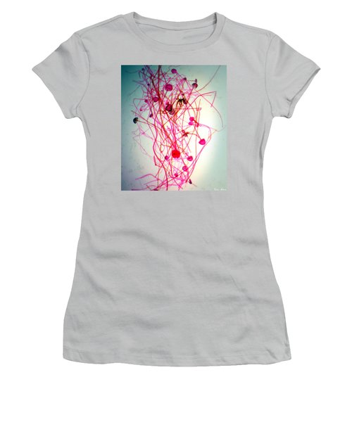 Infectious Ideas Women's T-Shirt (Athletic Fit)