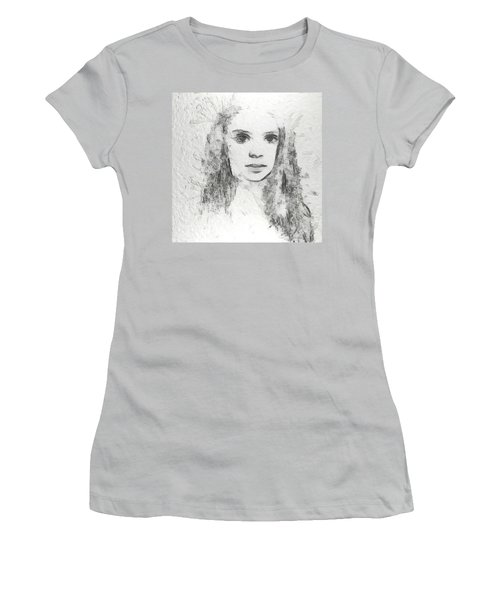 Innocence Women's T-Shirt (Junior Cut) by Anton Kalinichev