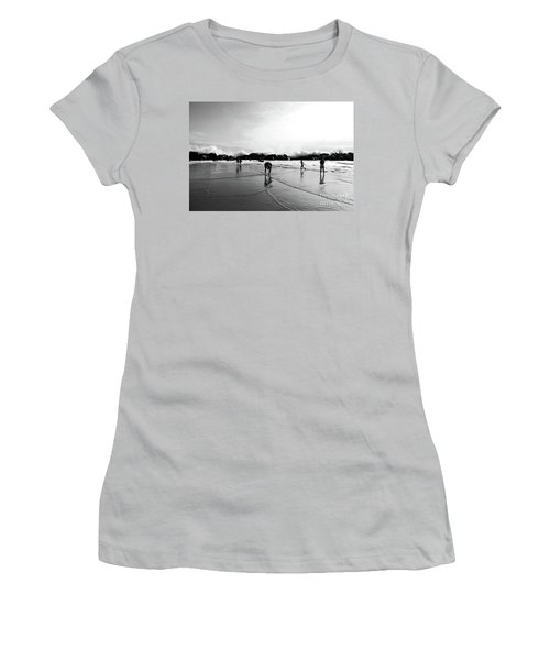 Intrinsic But Yet Extrinsic Women's T-Shirt (Athletic Fit)