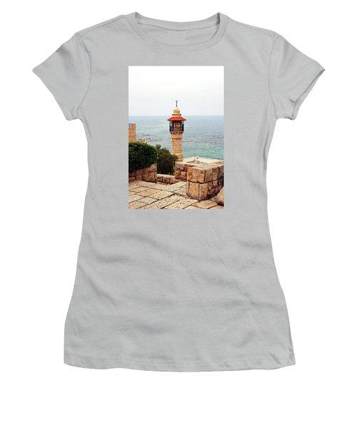 Jaffa Israel Women's T-Shirt (Junior Cut)