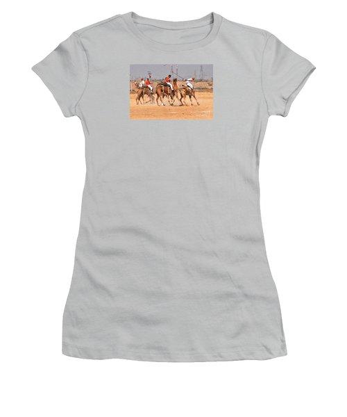 Jaisalmer Desert Festival-7 Women's T-Shirt (Athletic Fit)