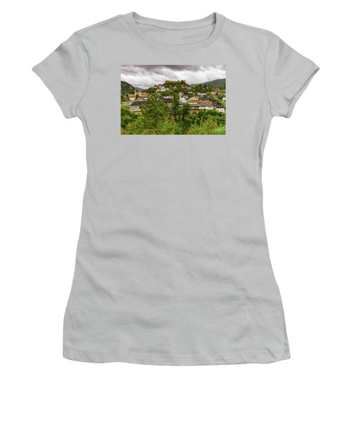 Jajce, Bosnia And Herzegovina Women's T-Shirt (Athletic Fit)