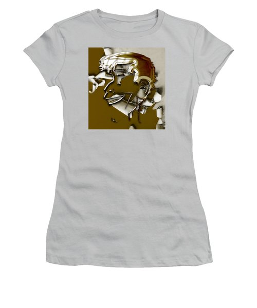 Jerry Lewis Women's T-Shirt (Athletic Fit)