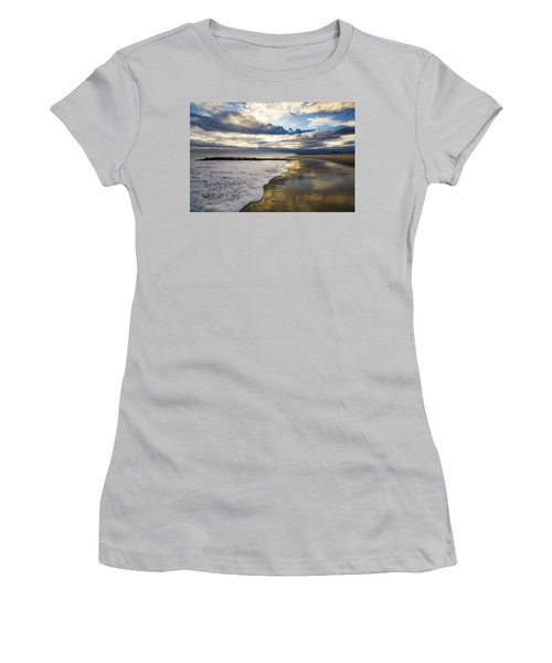 Jetty Four Shorebreak Women's T-Shirt (Athletic Fit)