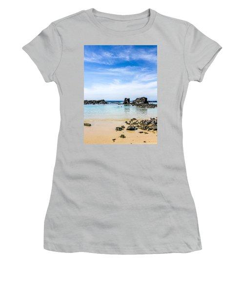 Kukio Women's T-Shirt (Athletic Fit)