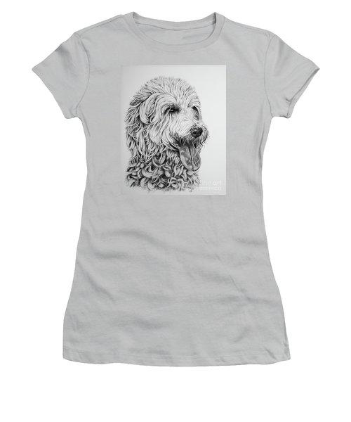 Labradoodle Women's T-Shirt (Athletic Fit)