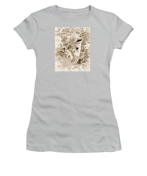 Lacey Women's T-Shirt (Junior Cut) by Lila Fisher-Wenzel