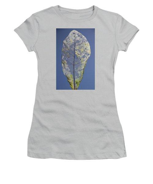 Leaf Women's T-Shirt (Athletic Fit)