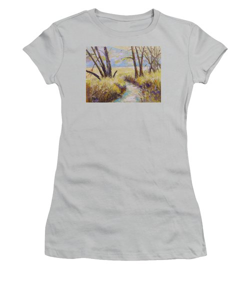 Little Creek Women's T-Shirt (Athletic Fit)
