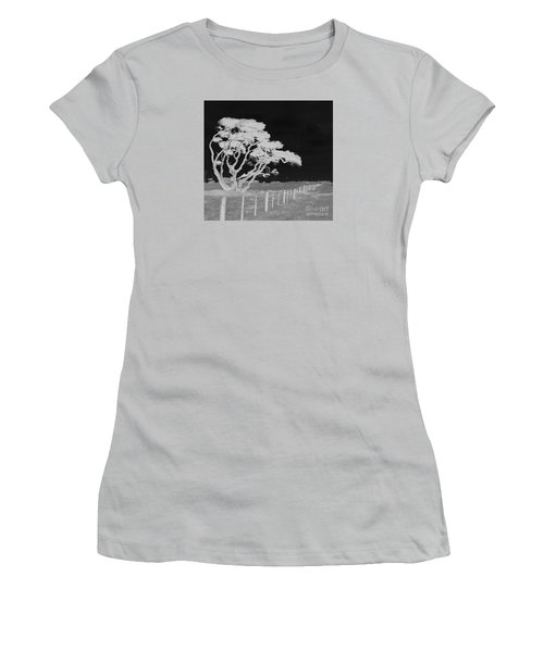 Lone Tree, West Coast Women's T-Shirt (Athletic Fit)
