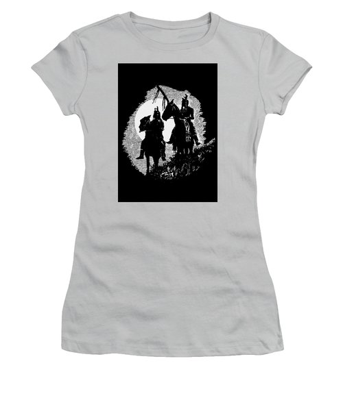 Lookouts Women's T-Shirt (Athletic Fit)