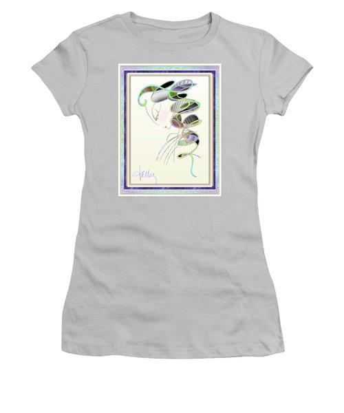 Maitresse-en-titre Women's T-Shirt (Athletic Fit)