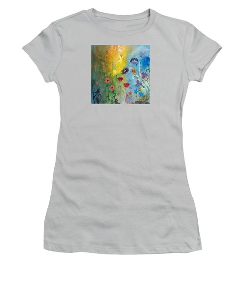 Mariposa Women's T-Shirt (Athletic Fit)