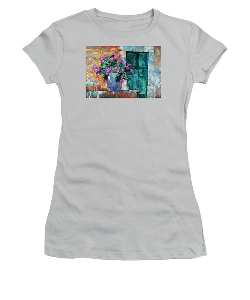 Mid Summer Women's T-Shirt (Athletic Fit)