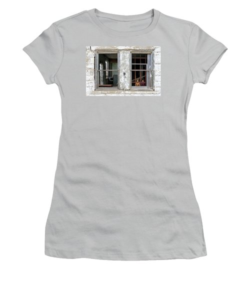 Minimum Security Women's T-Shirt (Junior Cut) by Christopher McKenzie
