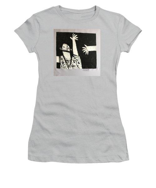 Mmcvii Paranoia No 2  Women's T-Shirt (Athletic Fit)