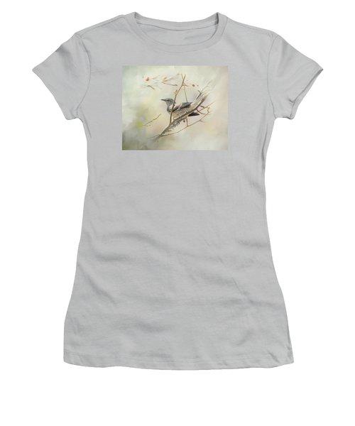 Mockingbird II Women's T-Shirt (Athletic Fit)