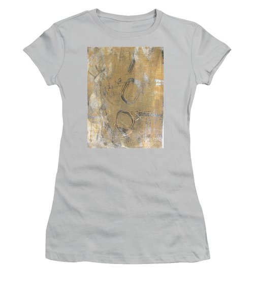 Mono Print 003 - I Am Not Art Women's T-Shirt (Athletic Fit)