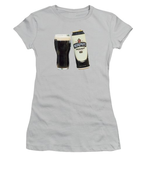 Murphys Draught Women's T-Shirt (Junior Cut) by Ericamaxine Price