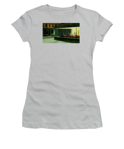 Women's T-Shirt (Junior Cut) featuring the photograph My Logo by Test
