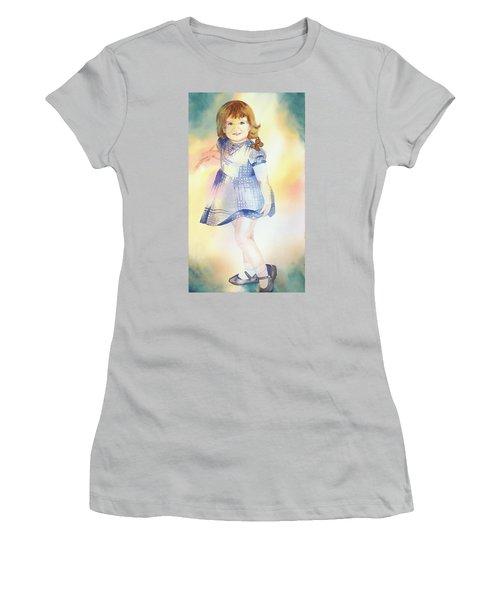 My Sister Women's T-Shirt (Junior Cut) by Tara Moorman