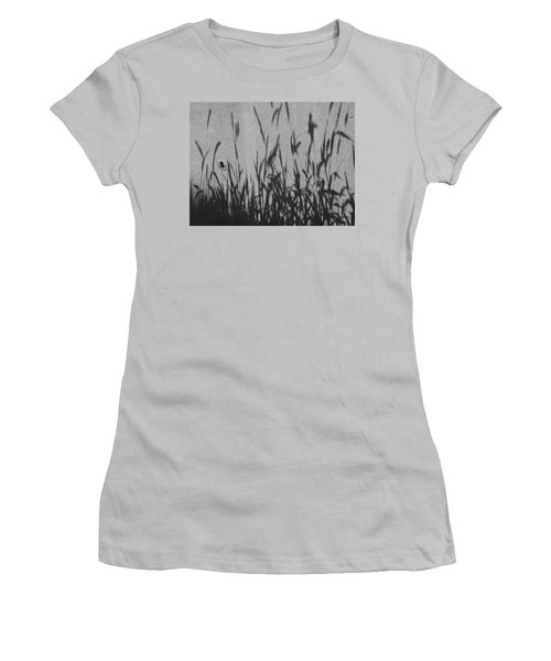 Nature As Shadow Women's T-Shirt (Junior Cut) by Lenore Senior