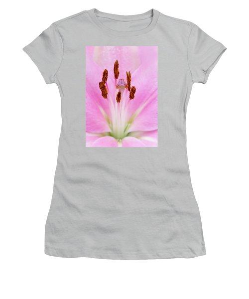 Nature's Canvas Women's T-Shirt (Athletic Fit)