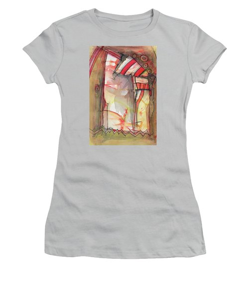 Nautical Mystery Women's T-Shirt (Athletic Fit)