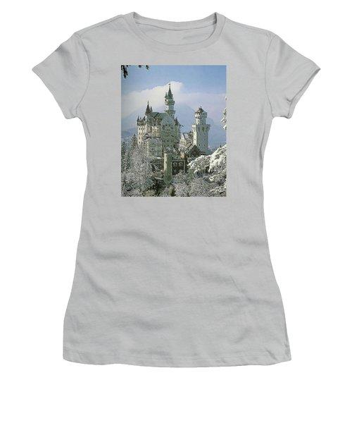 Neuschwanstein  Women's T-Shirt (Athletic Fit)