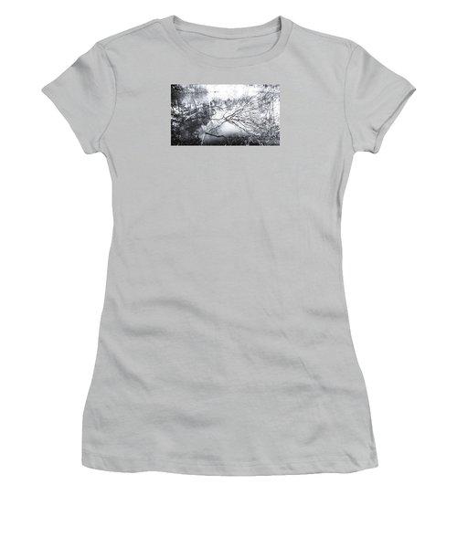 New Day Women's T-Shirt (Junior Cut) by Hayato Matsumoto