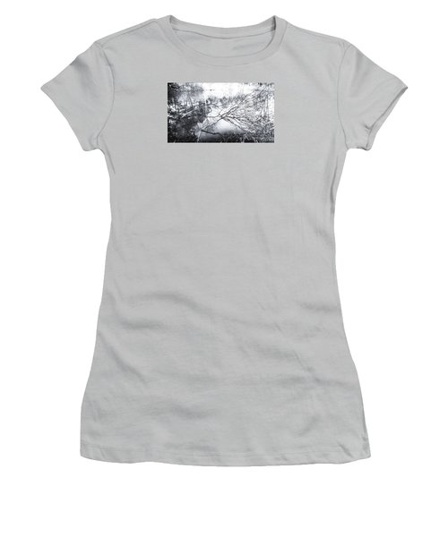 Women's T-Shirt (Junior Cut) featuring the photograph New Day by Hayato Matsumoto