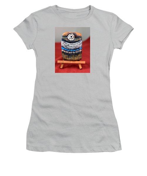 New Horizon Women's T-Shirt (Junior Cut) by Edgar Torres