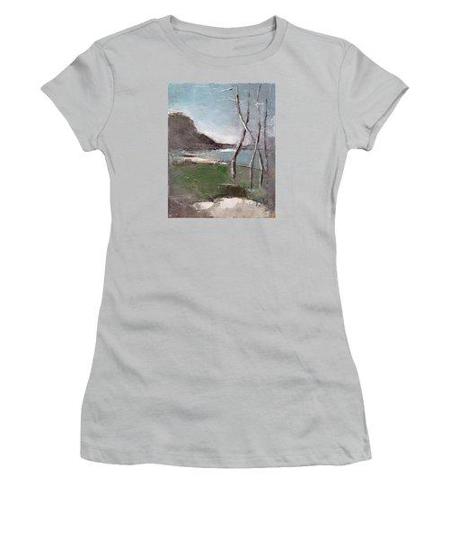 November Women's T-Shirt (Junior Cut) by Becky Kim