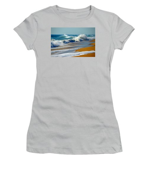 Ocean Delight Women's T-Shirt (Junior Cut) by Dianne Cowen