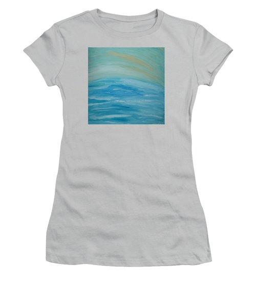 Ocean. Fantasy 29. Women's T-Shirt (Athletic Fit)