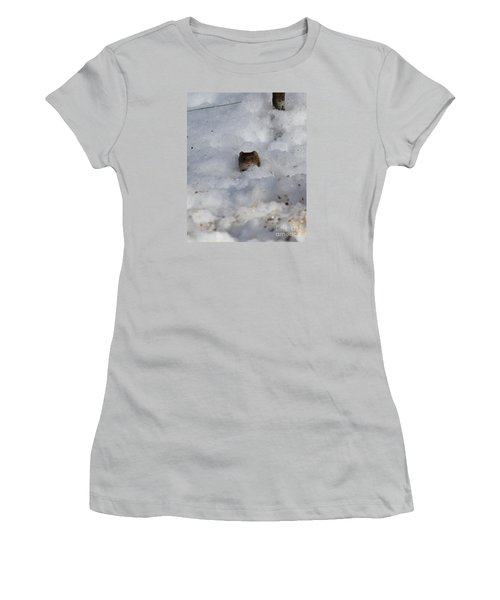 Ohhh You See Me Women's T-Shirt (Athletic Fit)