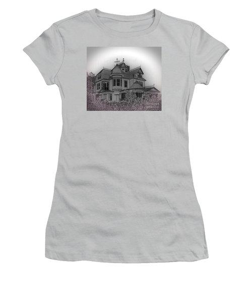 Aristocrat Women's T-Shirt (Junior Cut) by Megan Dirsa-DuBois