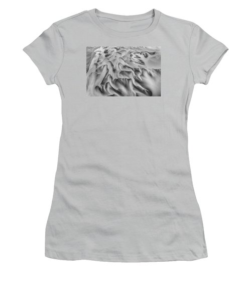 Olfusa River Delta_2 Women's T-Shirt (Athletic Fit)