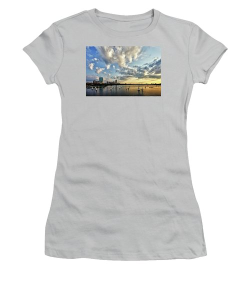 On The Charles II Women's T-Shirt (Athletic Fit)