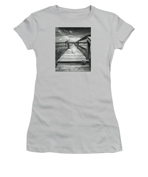 On The Island Women's T-Shirt (Athletic Fit)