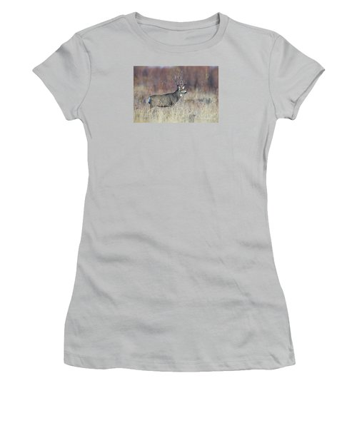 On The River Bank Women's T-Shirt (Athletic Fit)