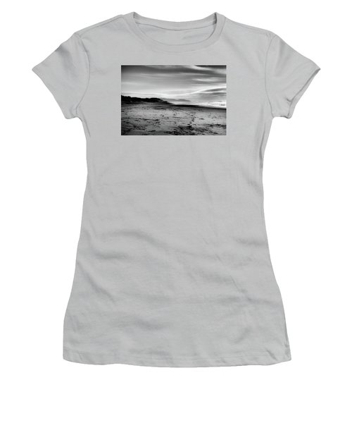 Outer Sunset Ocean Beach San Francisco Women's T-Shirt (Athletic Fit)