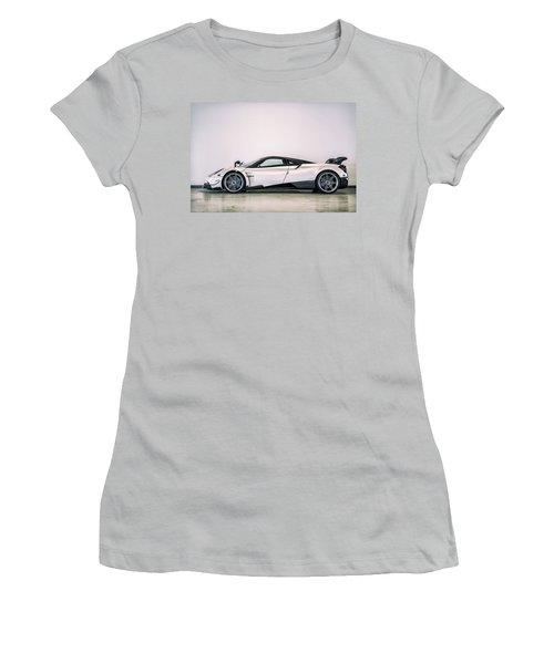 #pagani #huayra Bc Women's T-Shirt (Athletic Fit)
