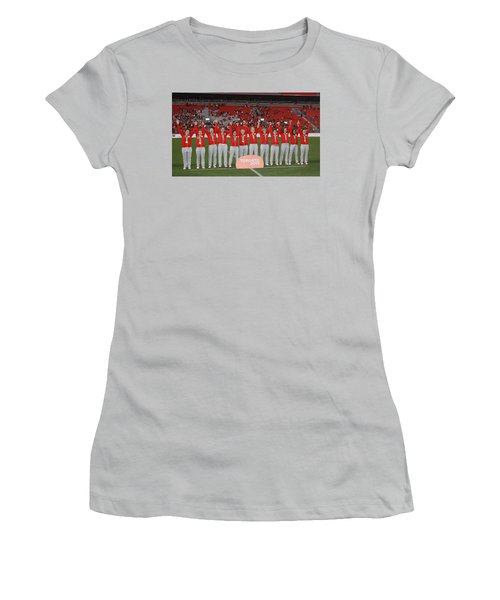 Pamam Games Womens'' 7's Women's T-Shirt (Athletic Fit)