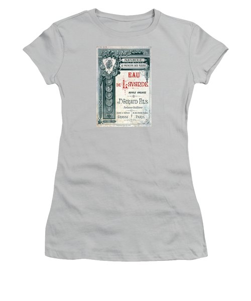 Parfumerie Women's T-Shirt (Junior Cut) by Greg Sharpe