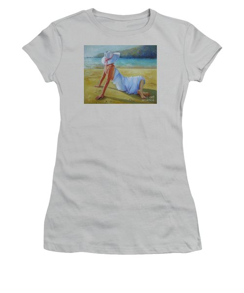 Peaceful Moments Women's T-Shirt (Athletic Fit)