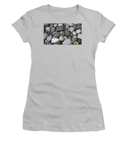 Pebbles 1 Women's T-Shirt (Athletic Fit)