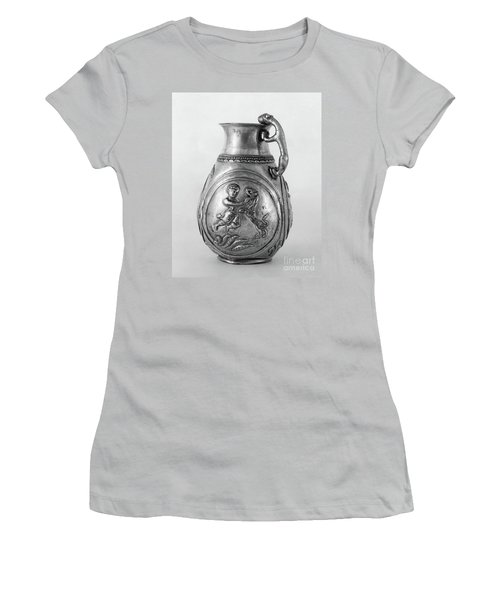 Women's T-Shirt (Athletic Fit) featuring the photograph Persian Gladiator by Granger