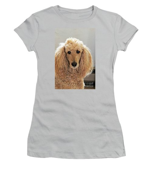 Women's T-Shirt (Junior Cut) featuring the photograph Phoebe by Michele Penner