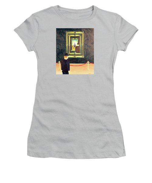 Pictures At An Exhibition Women's T-Shirt (Junior Cut)